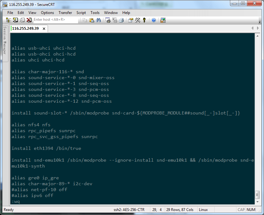 linux操作系统配置IPv6教程 教程 第5张