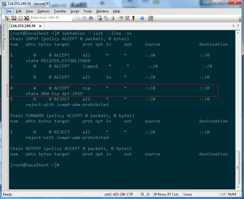 linux操作系统配置IPv6教程 教程 第14张