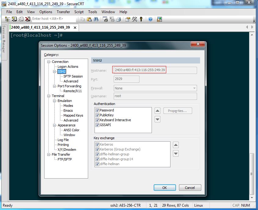 linux操作系统配置IPv6教程 教程 第18张