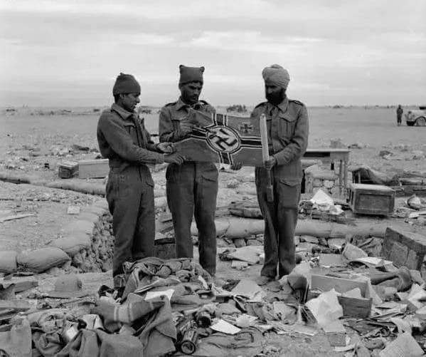 二战时期的印度兵:一打就垮,一输就降 随笔 第6张