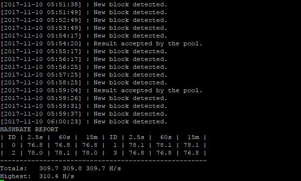 转:如何使用CPU挖门罗币(Monero)