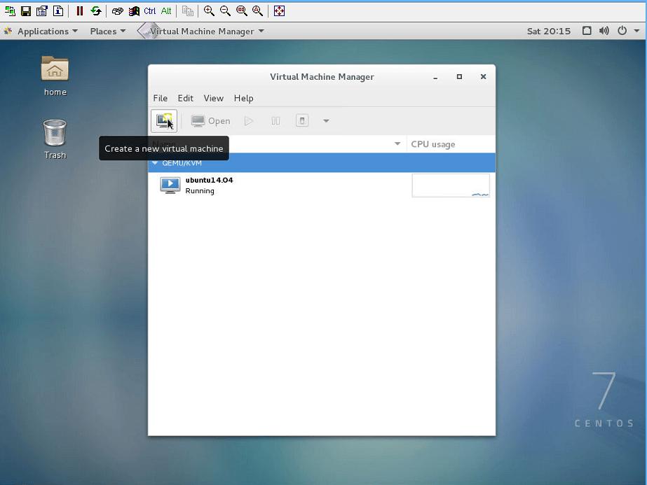 在CentOS中安装KVM平台搭建VPS 教程 第3张
