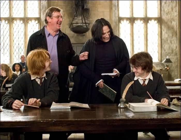 关于《哈利·波特》