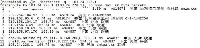 IT派对 - 美西CN2云服务器评测 推荐 第11张