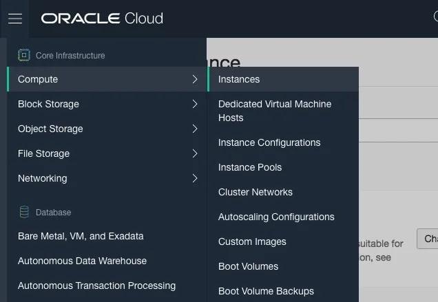 使用API自动化部署Oracle服务器